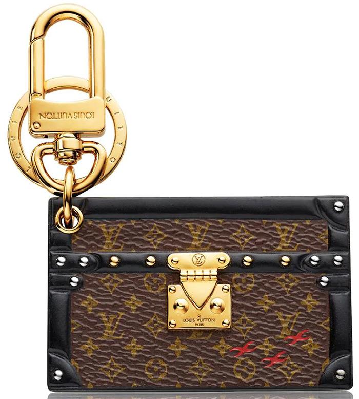 Louis Vuitton Bag And Charm