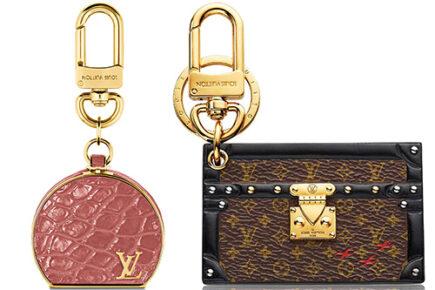 Louis Vuitton Bag And Charm thumb