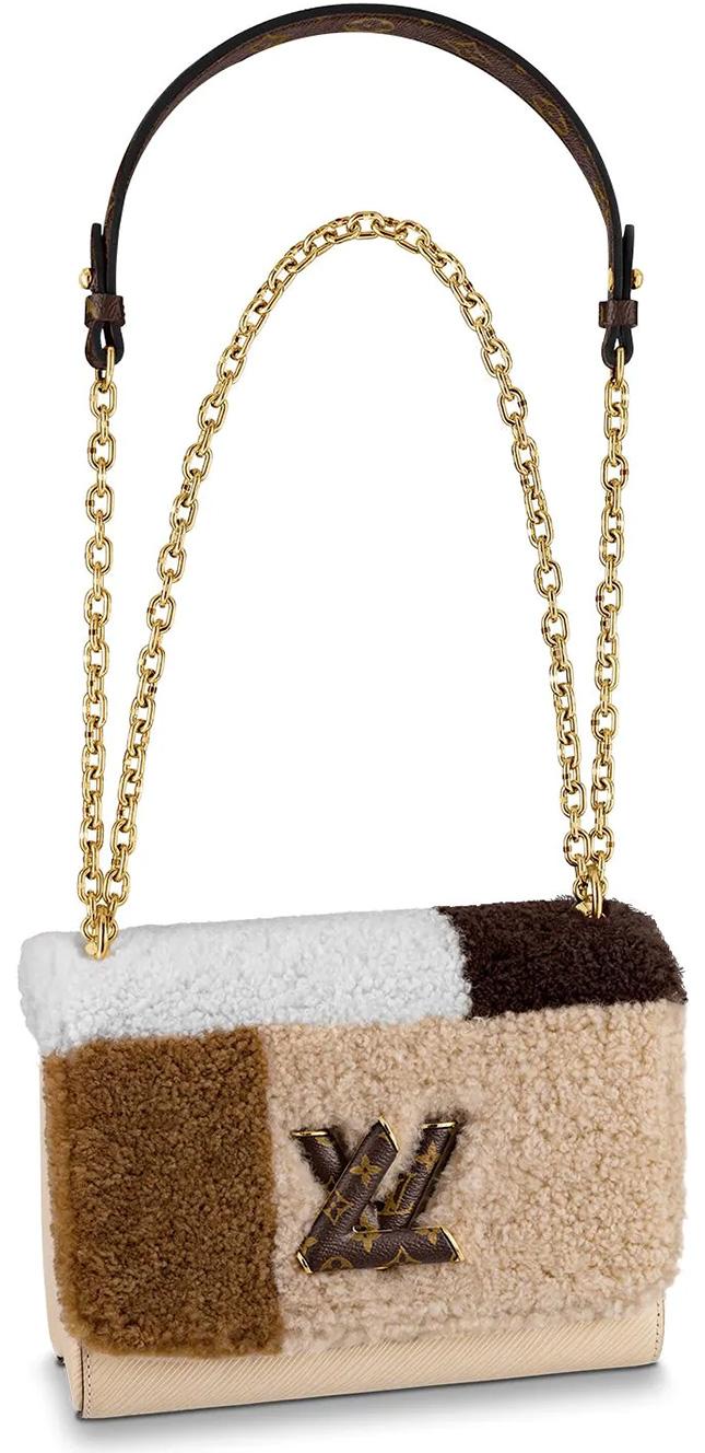 Louis Vuitton Monogram Teddy Bag Collection