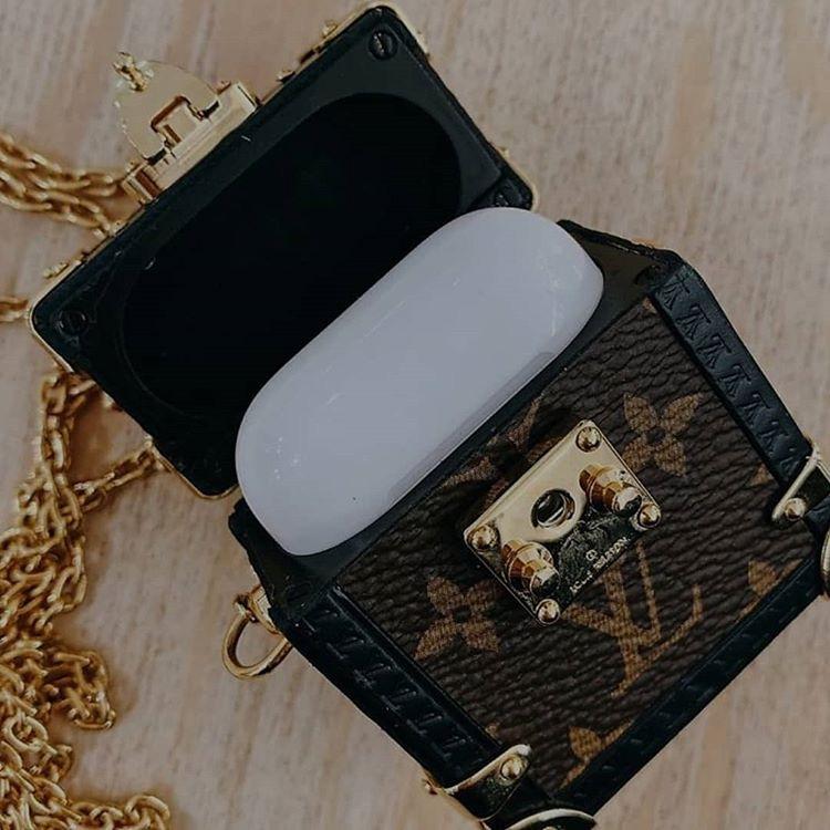 Louis Vuitton Petite Malle Airpods Case Bragmybag