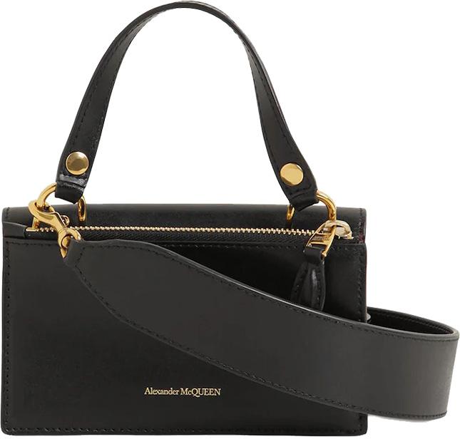 Alexander McQueen Skull Lock Bag