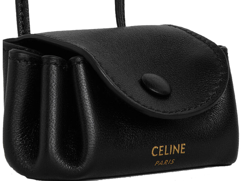 Celine Charm With Flap