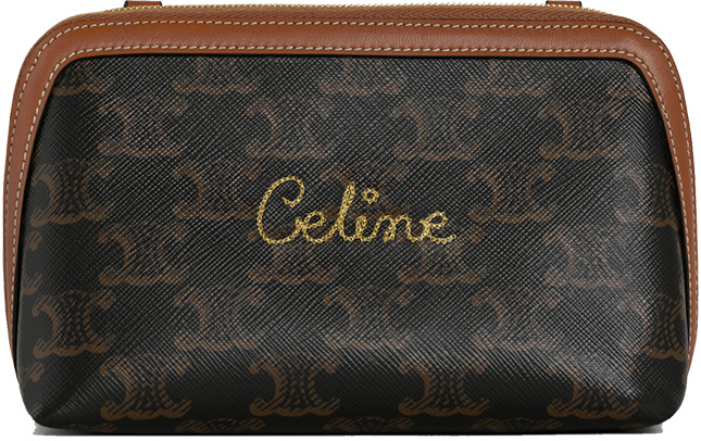 Celine Clutch With Strap