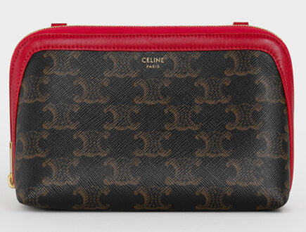 Celine Clutch With Strap thumb