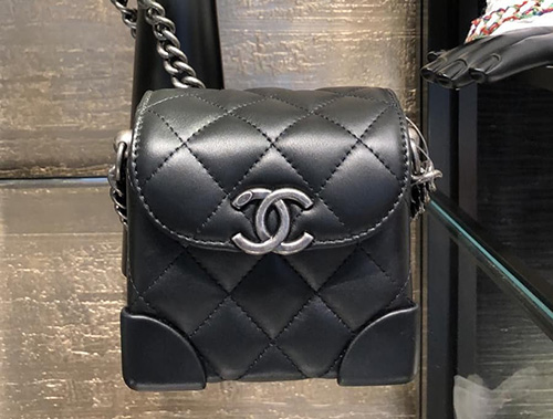 Chanel Classic Trunk Like Shoulder Bag thumb