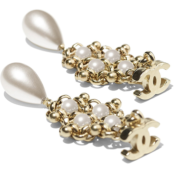 Chanel Cruise Earring Collection