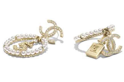 Chanel Cruise Earring Collection thumb