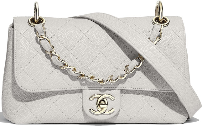 Chanel Seasonal Flap Bag From Spring Summer Collection Review
