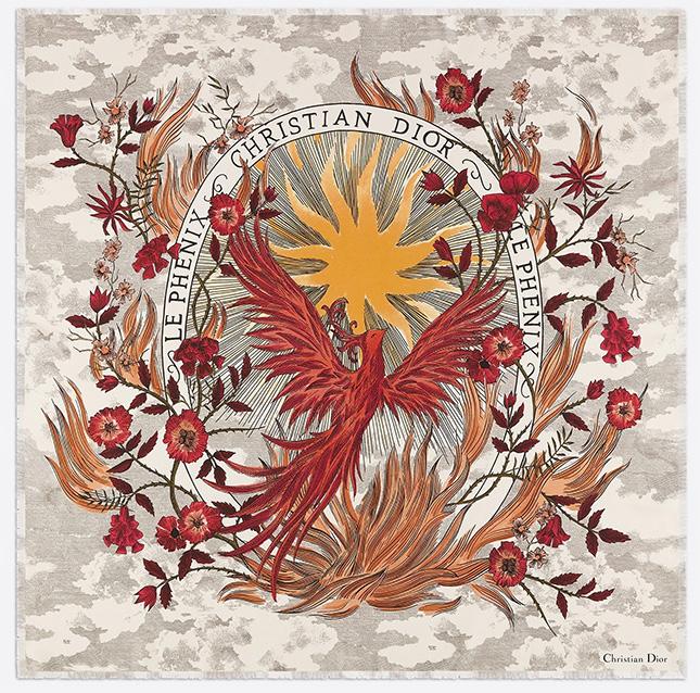 Dior Le Phoenix Print Collection