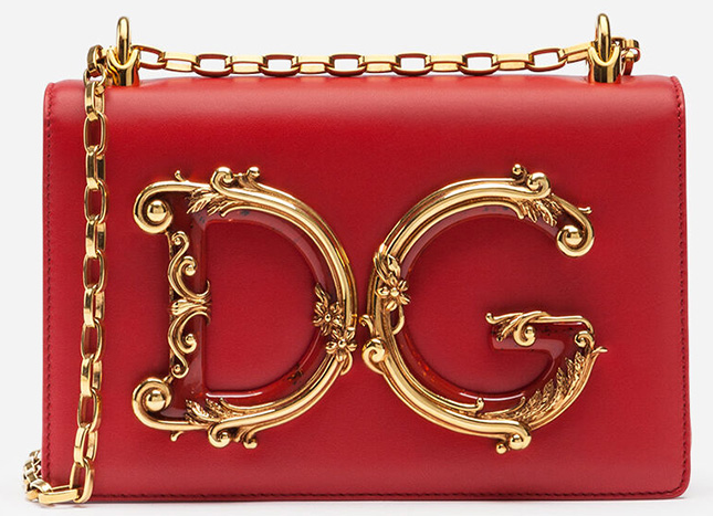 Dolce Gabbana DG Girls Bag