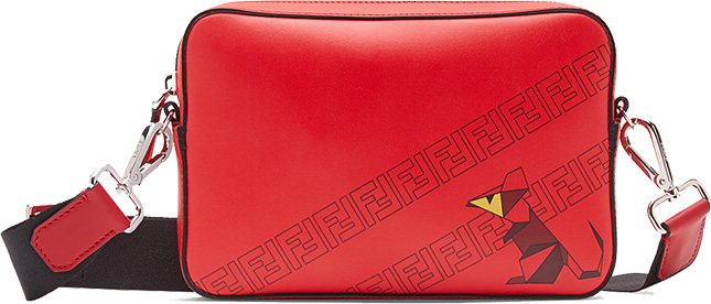 Fendi Chinese New Year Limited Edition Bag Collection