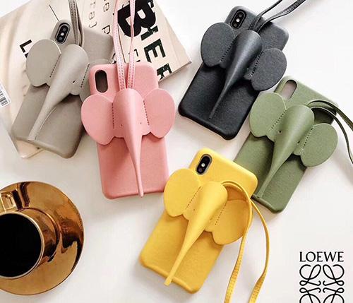 Loewe Elephant Phone Cases thumb