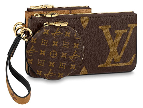 Louis Vuitton Trio Pouch thumb