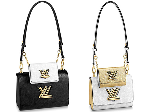 Louis Vuitton Twist And Twisty Bag thumb