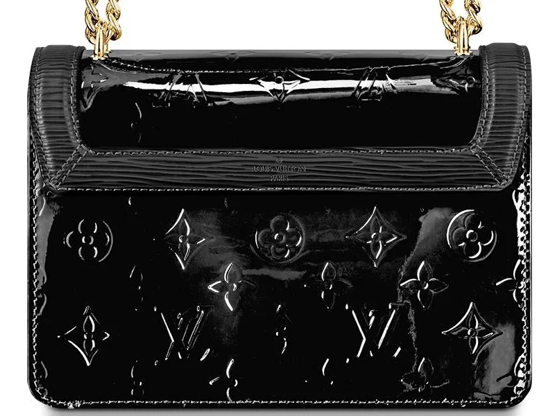 Louis Vuitton WynWood Bag In Monogram Vernis