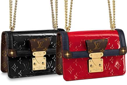 Louis Vuitton WynWood Bag In Monogram Vernis thumb