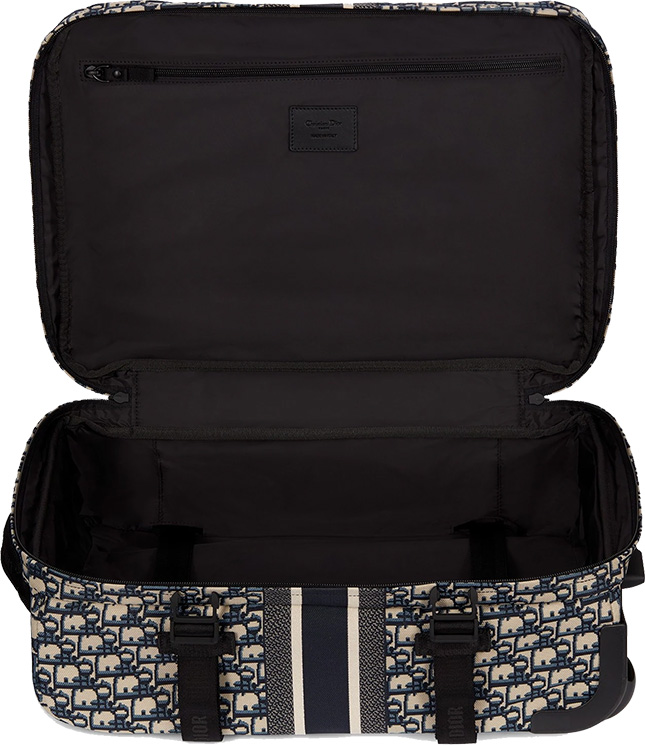 Travel Dior Bag And Trolley Case