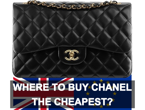 Where buy Chanel Cheapest