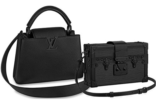 Louis Vuitton All Black Bags For The Spring Summer Collection thumb