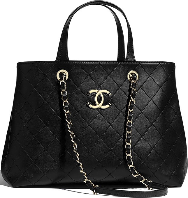 Chanel Classic Tote from the SS Collection
