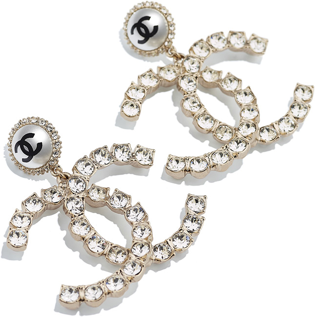 Chanel Earring Collection