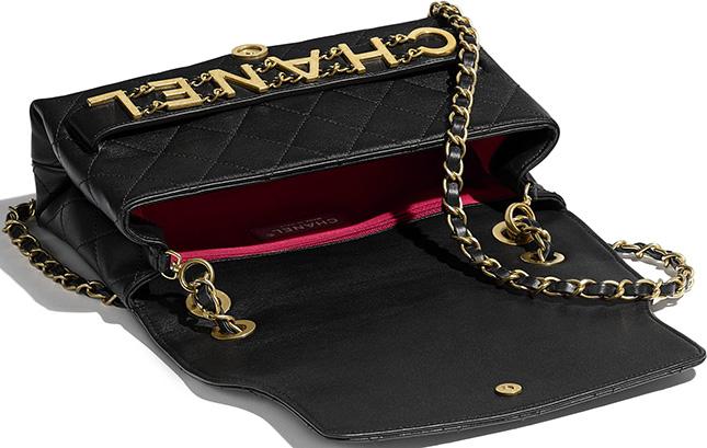Chanel Front Logo Bag
