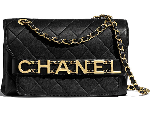 Chanel Front Logo Bag thumb