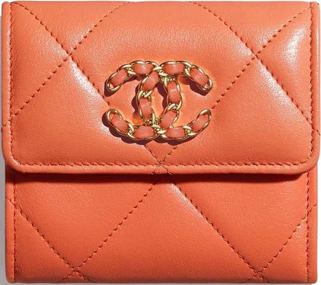 Chanel Spring Summer SLG Collection Act