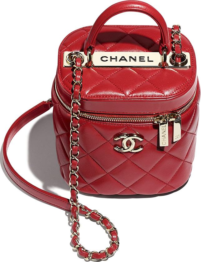 Chanel Trendy CC Vanity Case