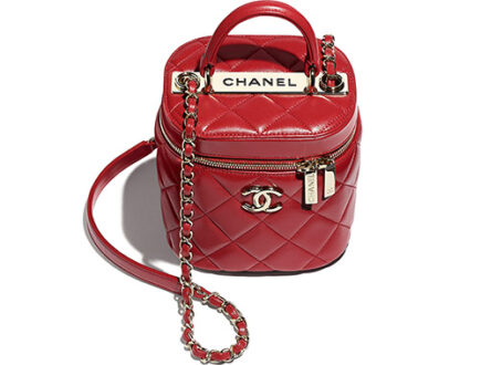 Chanel Trendy CC Vanity Case thumb