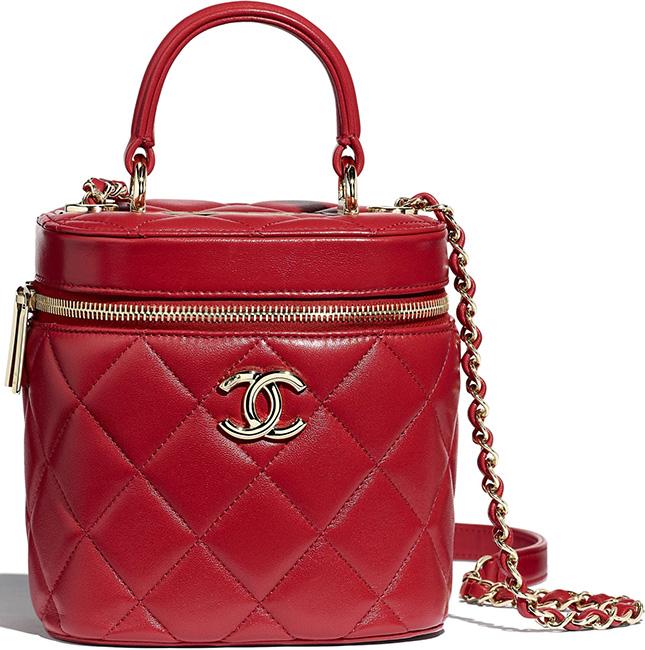 Chanel Trendy Cc Vanity Case Bragmybag