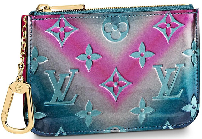 Gucci Color Gradation Valentine SLG Collection