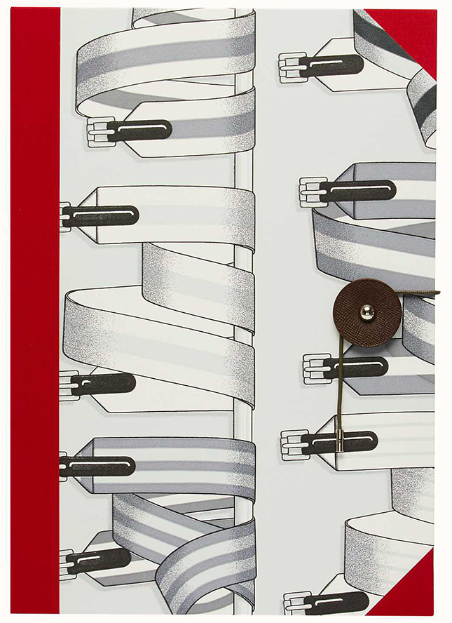 Hermes Drawing Folders