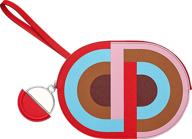 Hermes In The Loop To Go Pouch