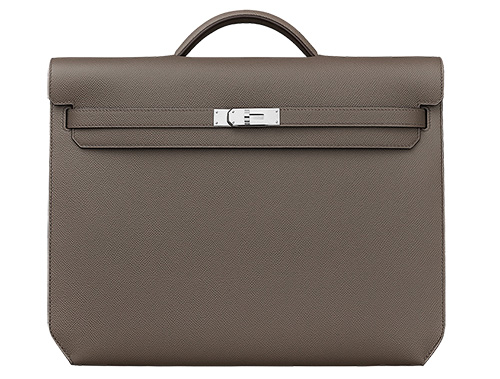 Hermes Kelly Depeches Briefcase thumb
