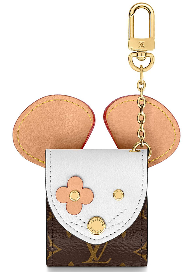 Louis Vuitton Cat And Mouse Airpods Cases