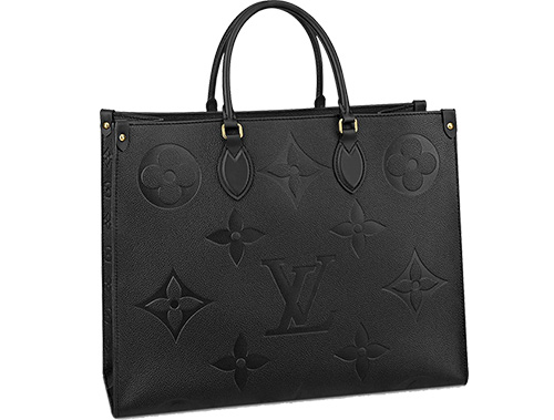 Louis Vuitton Monogram Empreinte On The Go Bag thumb