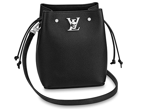 Louis Vuitton Nano Lockme Bucket Bag thumb