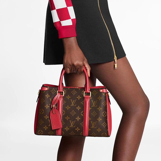 Louis Vuitton Soufflot Bag