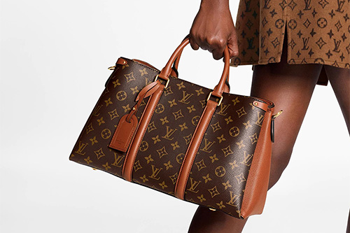 Louis Vuitton Soufflot Bag thumb