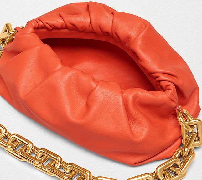Bottega Veneta The Chain Pouch Bag