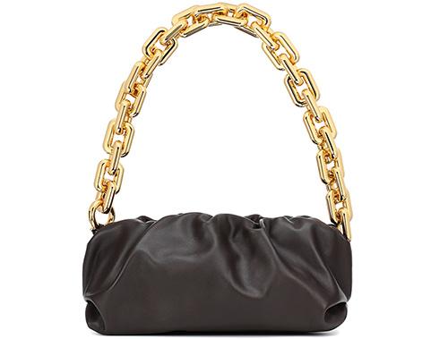 Bottega Veneta The Chain Pouch Bag thumb