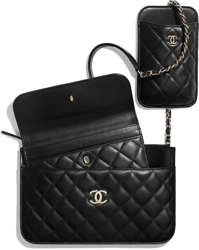 Chanel Bag In A Bag