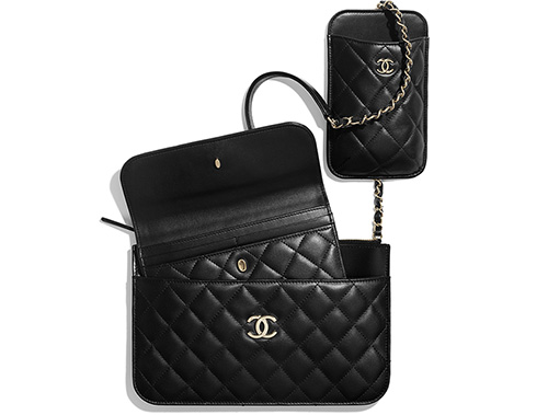 Chanel Bag In A Bag thumb