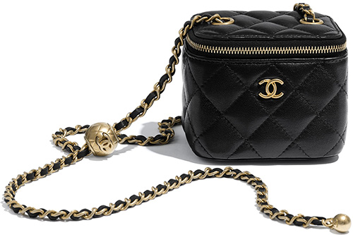 Chanel Classic Box With Chain thumb