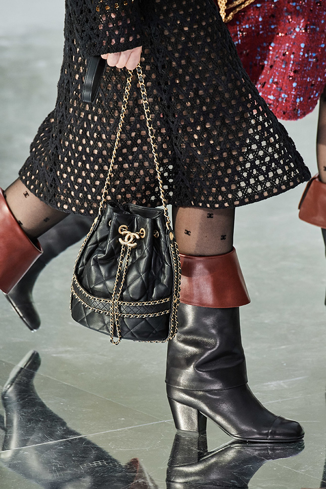Chanel Fall Runway Bag Collection