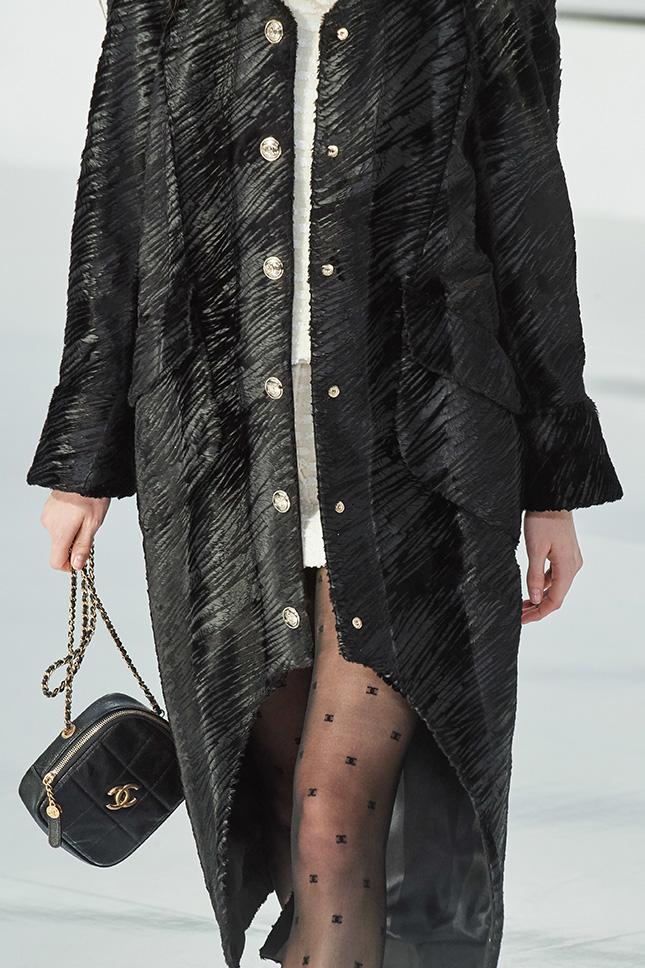 Chanel Fall Runway Bag Collection