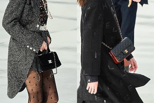 Chanel Fall Runway Bag Collection thumb