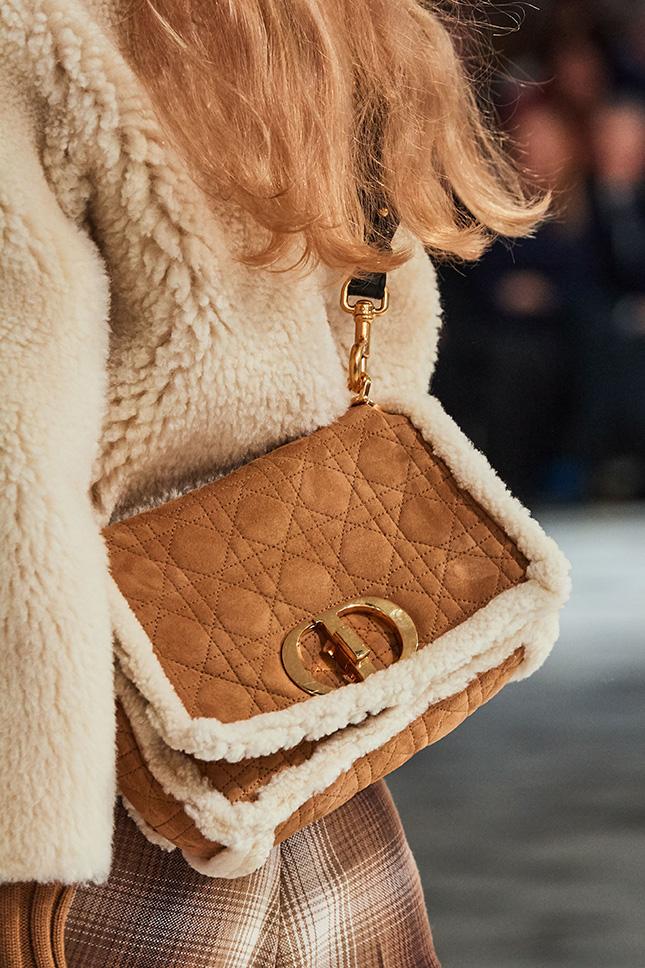 Dior Fall Runway Bag Collection