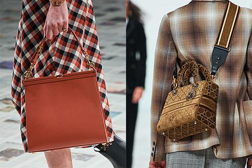 Dior Fall Runway Bag Collection thumb